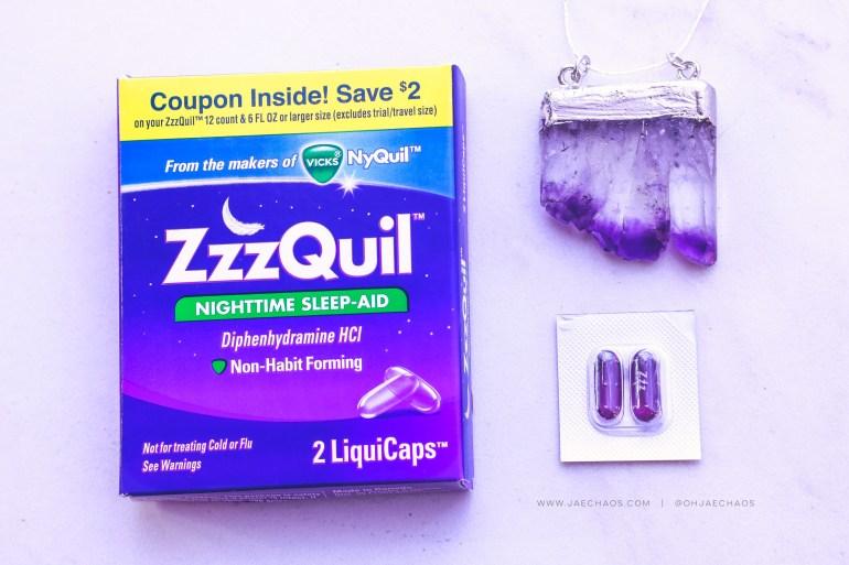 ZzzQuil-VoxBox-Influenster-ohjaechaos-1