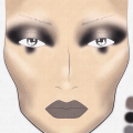 KVD-Shade&LightQuad-FaceChart-Smoke1-ohjaechaos