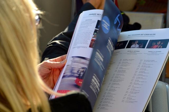Jael maxine Employee magazine