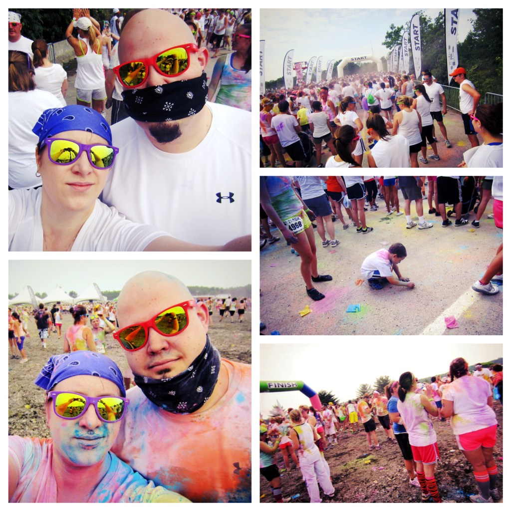 Color Me Rad.