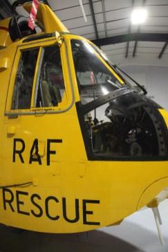 Høyre side i RAFs ferger.