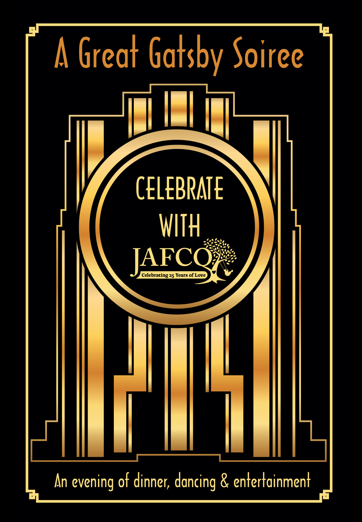 A Great Gatsby Soiree JAFCO