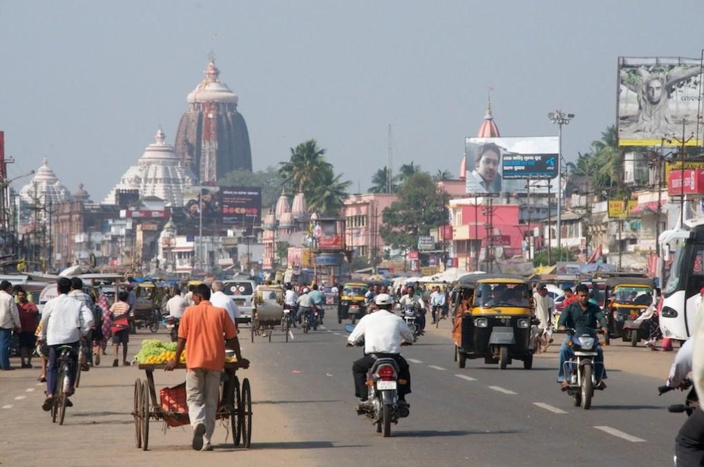 puri grand road