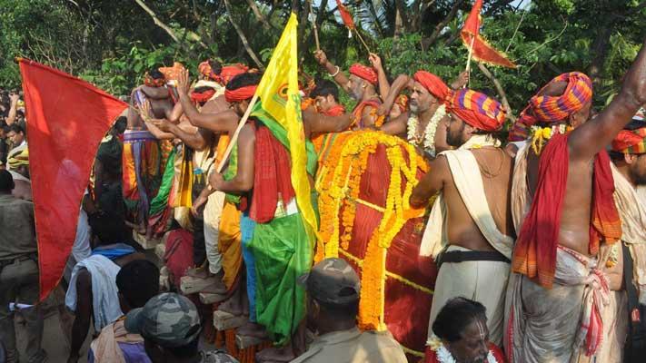 Daru sagadi of Mahaprabhu