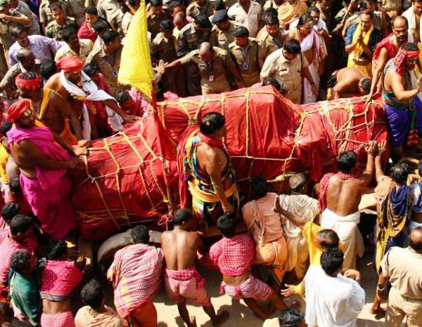 Daru of Lord Balabhadra