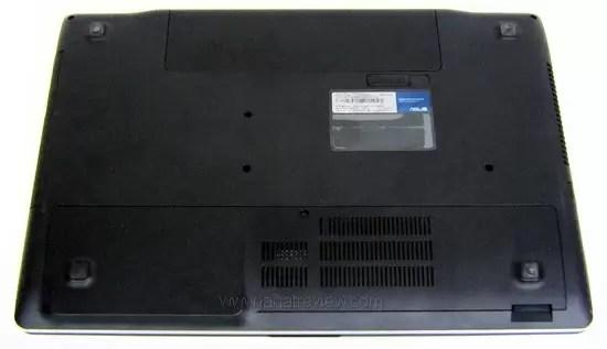 Asus Laptop 2012 Silver