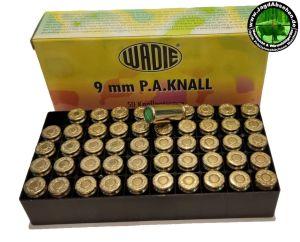 9mmPAK WADI Schreckschussmunition bei Jagdabsehen