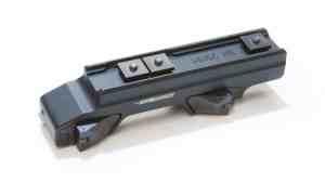 Blaser Schnellspannmontage Swarovski Schiene für Nachtsichtgeräte bei Jagdabsehen