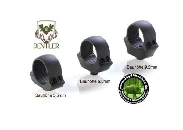 Dentler Ringmontage bei Jagdabsehen 3,5-9,5mm