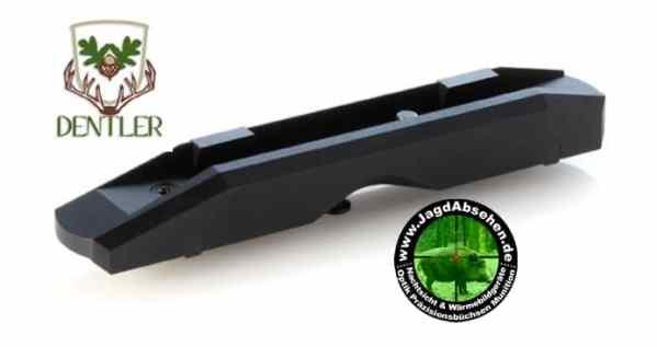 FM70-00000 Montageschiene BASIS - Prisma 70° Dentler bei Jagdabsehen