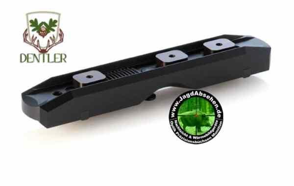 FMSW-00000 Montageschiene BASIS - Swarovski SR Dentler bei Jagdabsehen