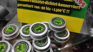 Harry´sDämpferSchmiere-Schalldämpfer Schmiemittel von Jagdabsehen 2