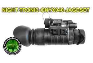 Nachtsichtgerät Jagd NT940 Echo+ ONYX bei Jagdabsehen in Karlsruhe klein