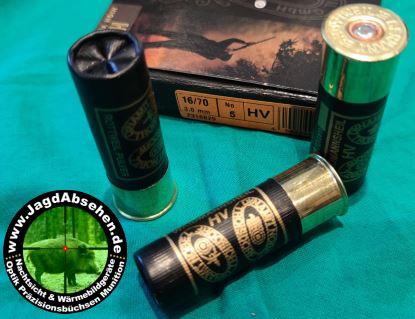 Schrotpatronen Rottweil Premium Line 16-70 3mm Nr.5 Kunststoff bei Jagdabsehen 2