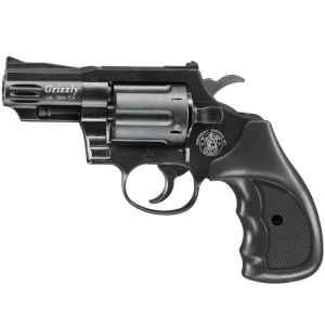 Smith & Wesson Grizzly Schreckschuss Revolver 9mm RK bei Jagdabsehen