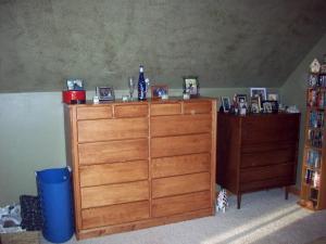 DIY bedroom project
