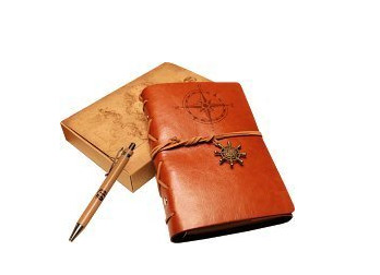Unisex Journal and Pen Set