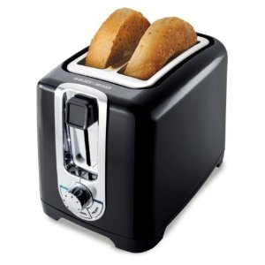 Black Bagel Toaster