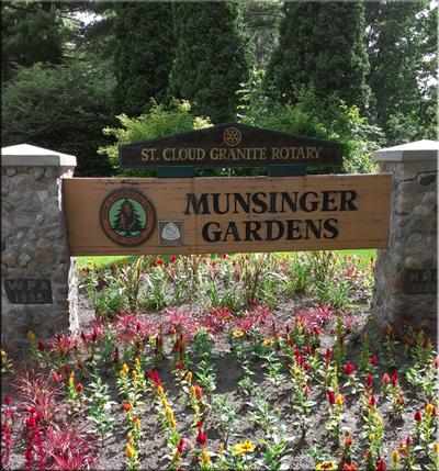 Munsinger Gardens St. Cloud
