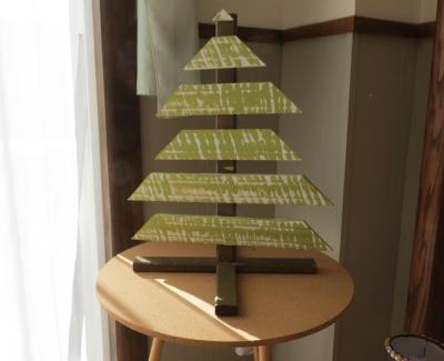 DIY Wooden Tree