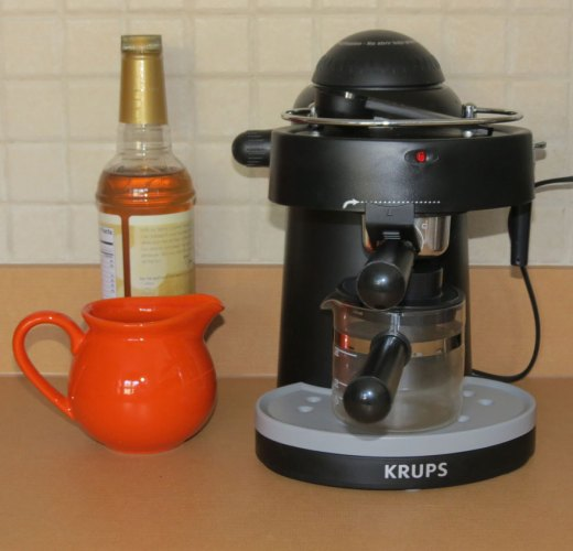 Krups Cappuccino Maker