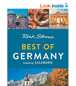 Best of Germany Travel Book
