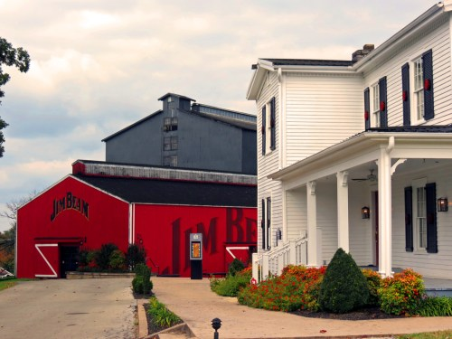 The Jim Beam Farm