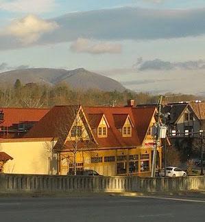 Downtown Biltmore, Asheville NC