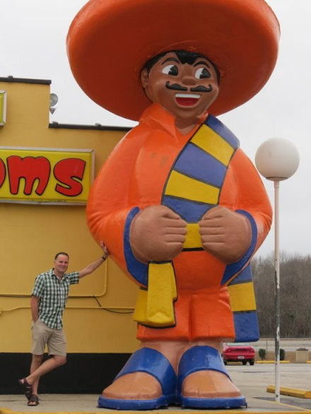 Mexican at South of the Border