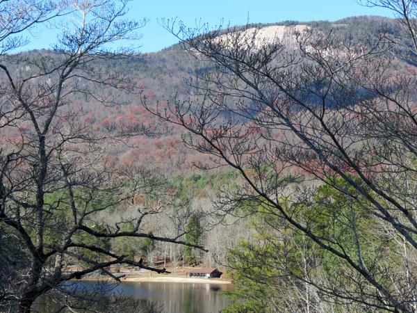 Blue Ridge Mountains in SC