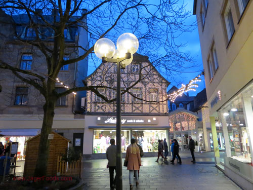 Christmas Market in Bad Kissingen