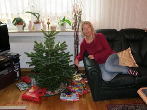Christmas tree in Germany