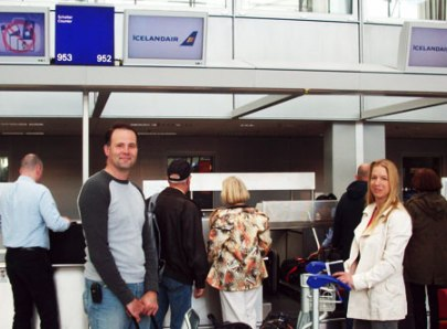 Flying IcelandAir to Europe