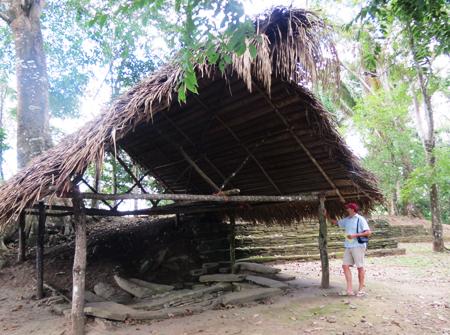 Mayan Tomb Nim Li Punit