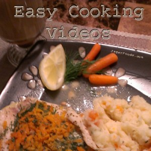Fun and easy cooking and recipe videos