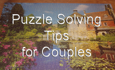 Puzzle Solving Tips for Couples