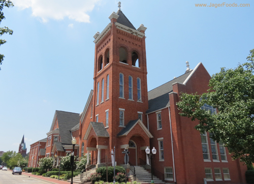 Church in Fayetteville NC