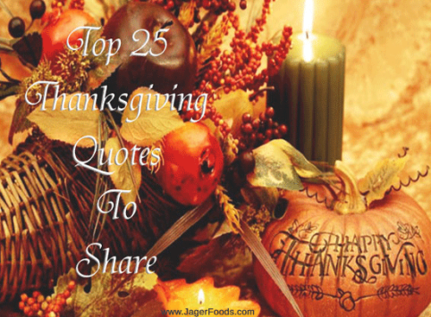 Best Thanksgiving Day Quotes