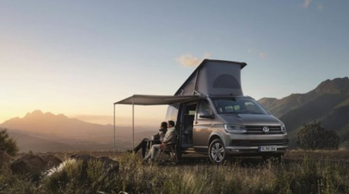 Camper Van by VW