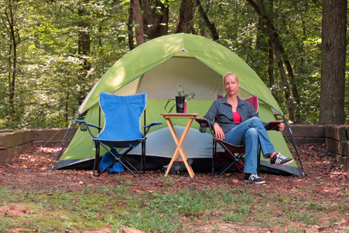 Coleman Gear Camping