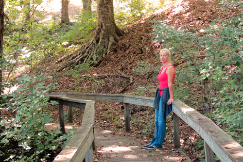 Silke Chickasaw State Park Trail