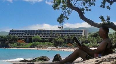 Bring A Book - Beach Vacation Essentials