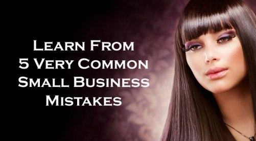 learn from small business mistakes