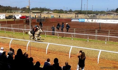 Parker Ranch Rodeo & Horse Races