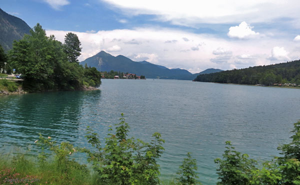 Kochelsee and Walchensee