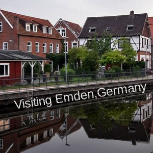 Visiting Emden in Northern Germany - Photo tour and travel tips