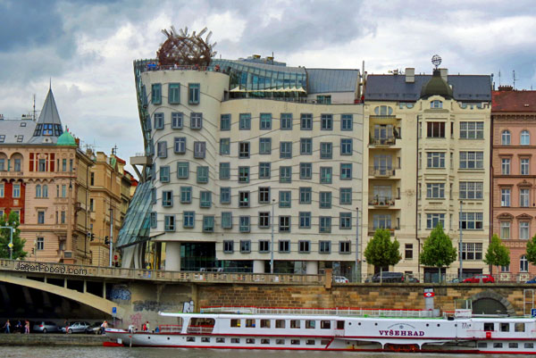 Prague Along The River - Discovering Downtown Prag
