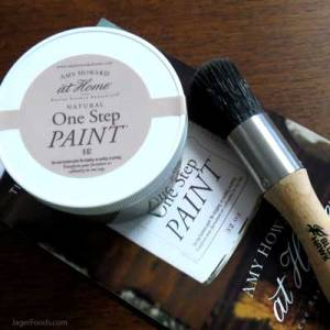 Amy Howard One Step Paint Supplies and Review