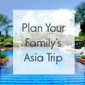 Travel tips to Asia
