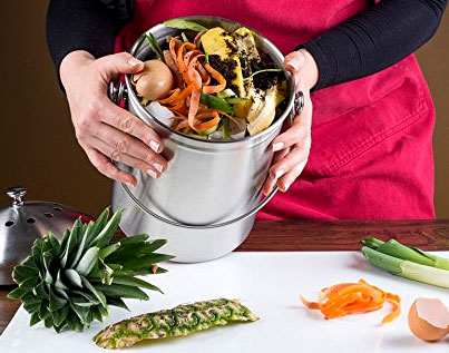 From kitchen scraps to composting
